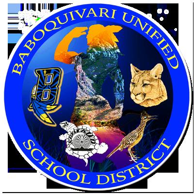 Baboquivari Unified School District Logo