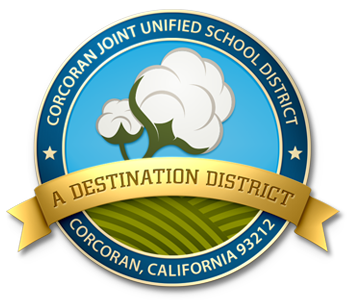 Corcoran Joint Unified School District Logo